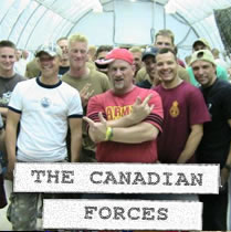 The Canadian Forces